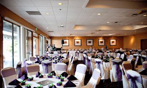 Cascade club redmond wedding