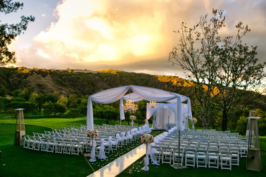 Mountain Wedding Venues: Los Angeles Outdoor Wedding Venue