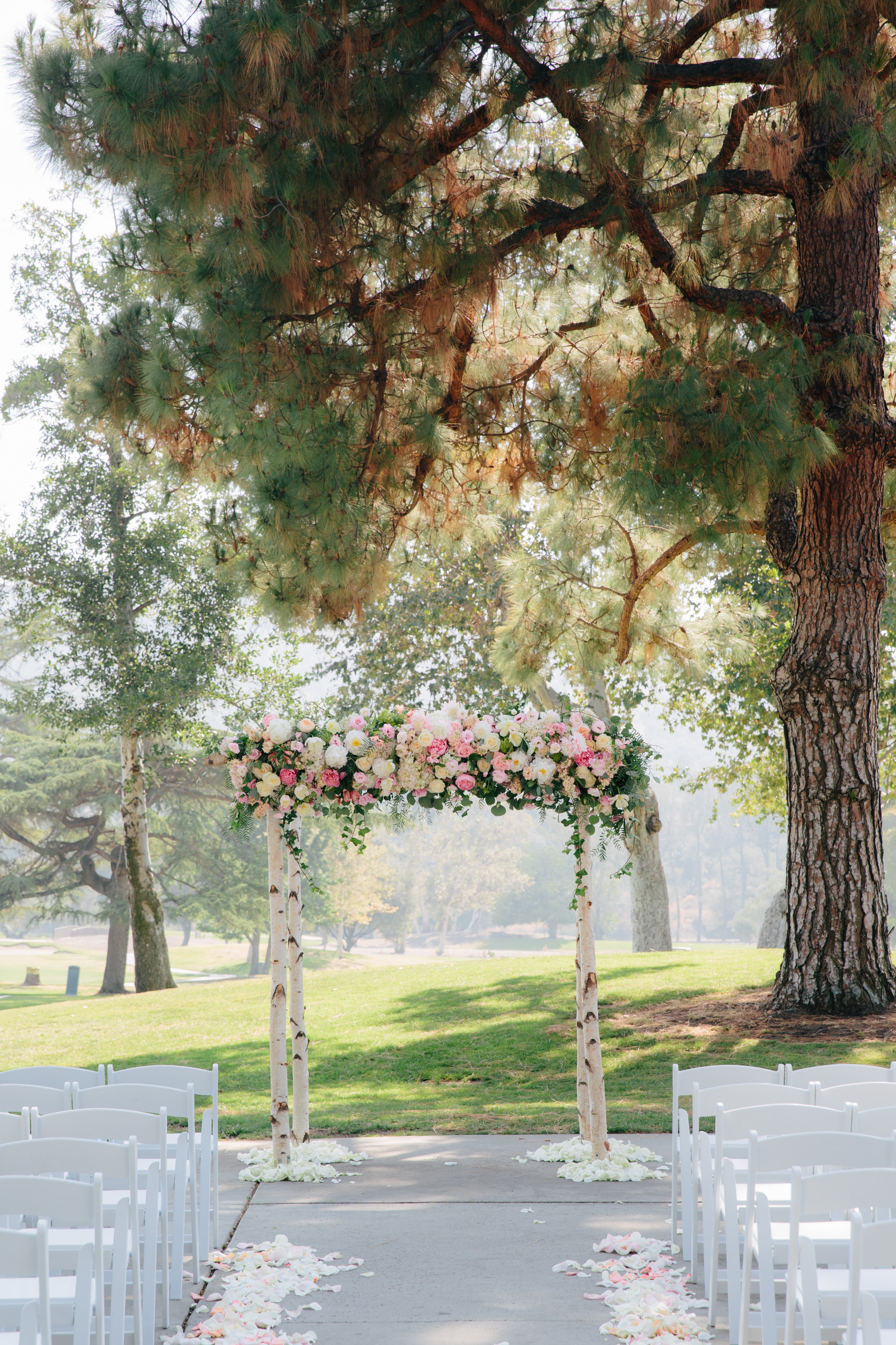 Los angeles wedding venues country club receptions los angeles wedding venues junglespirit Image collections