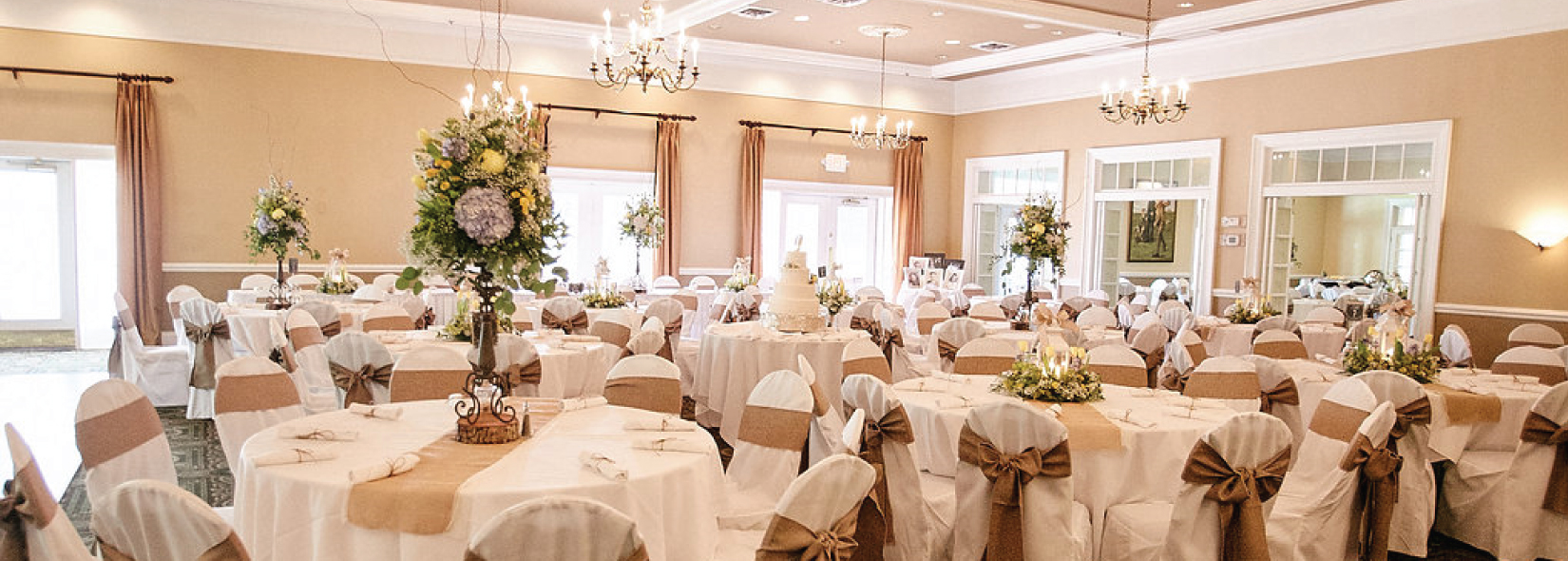 Acworth Wedding Venues At The Brookstone Golf Country Club