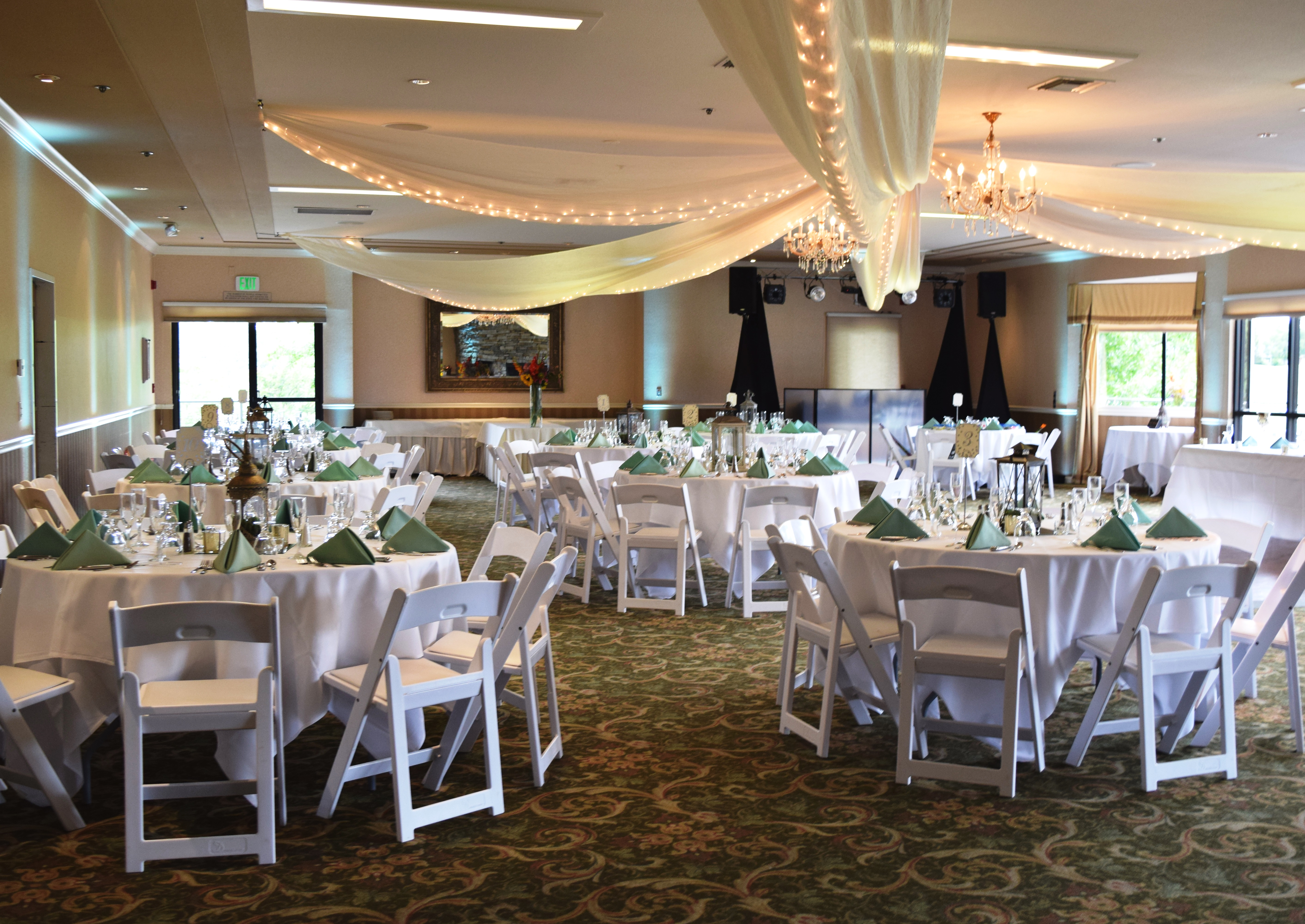 Chico wedding venues butte county canyon oaks for Chico wedding venues