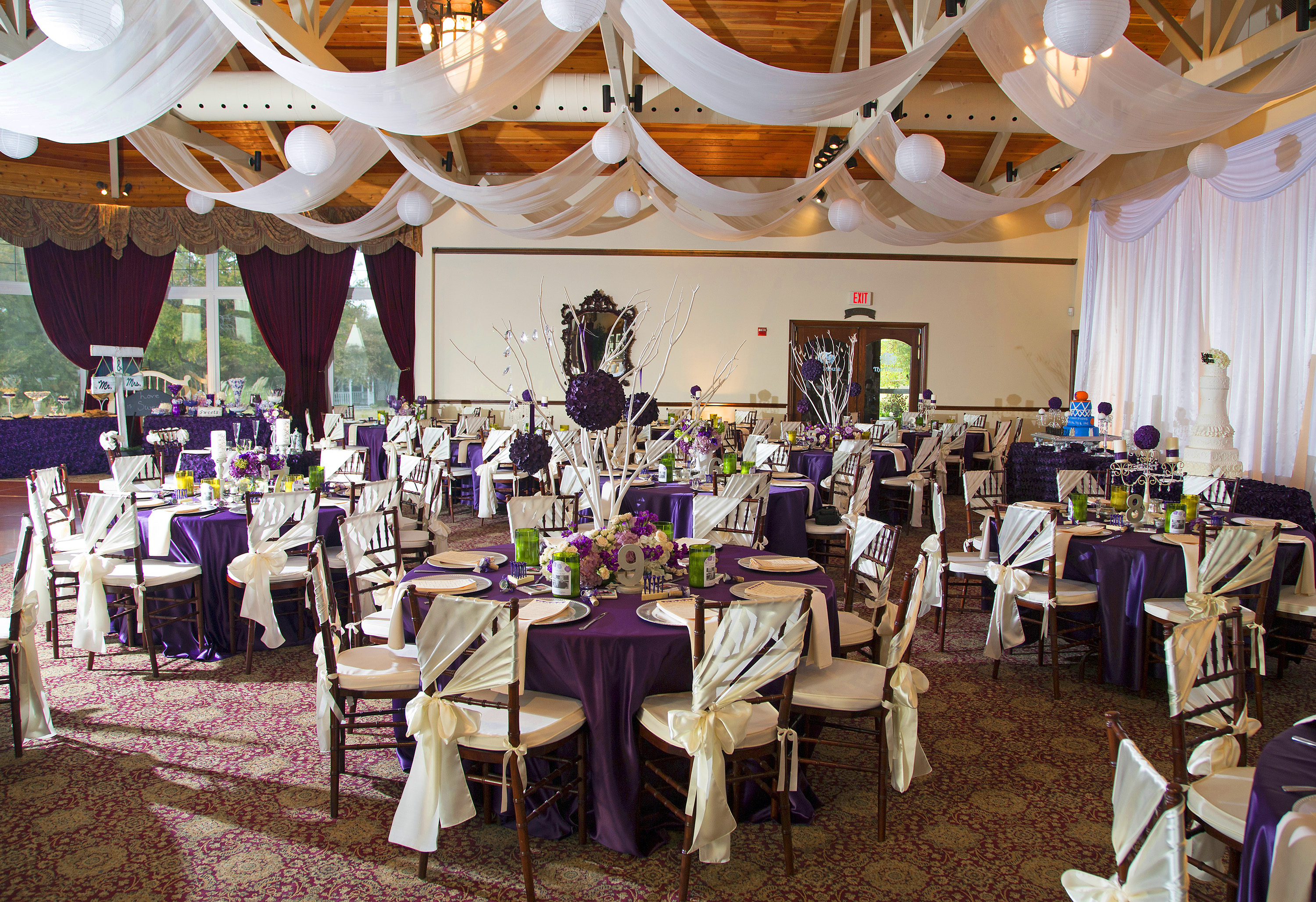 Fort Worth Wedding Venues Texas Country Club Receptions