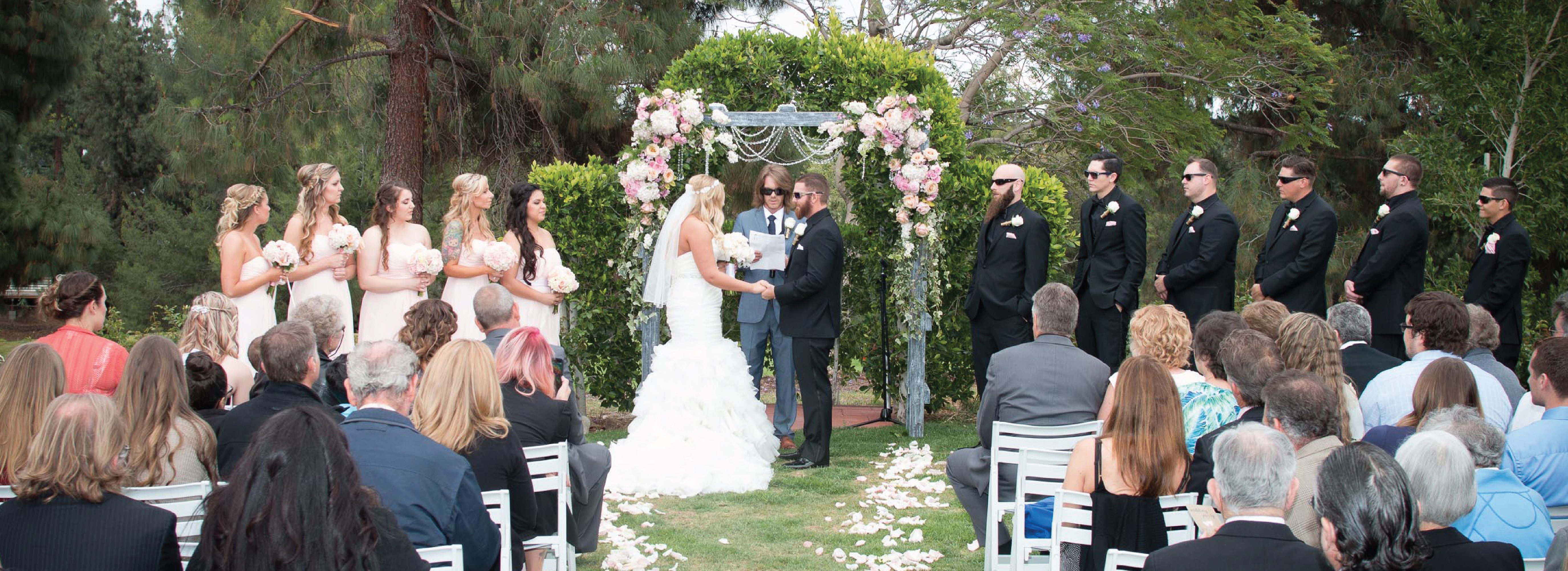 Granada Hills Wedding Venues At The Knollwood Country Club