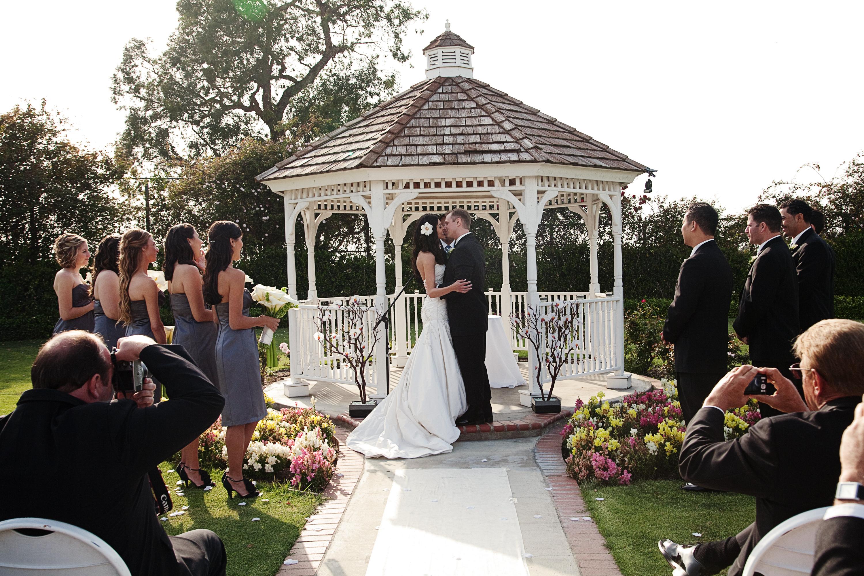 Outdoor Wedding Venue in Long Beach | Rec Park 18