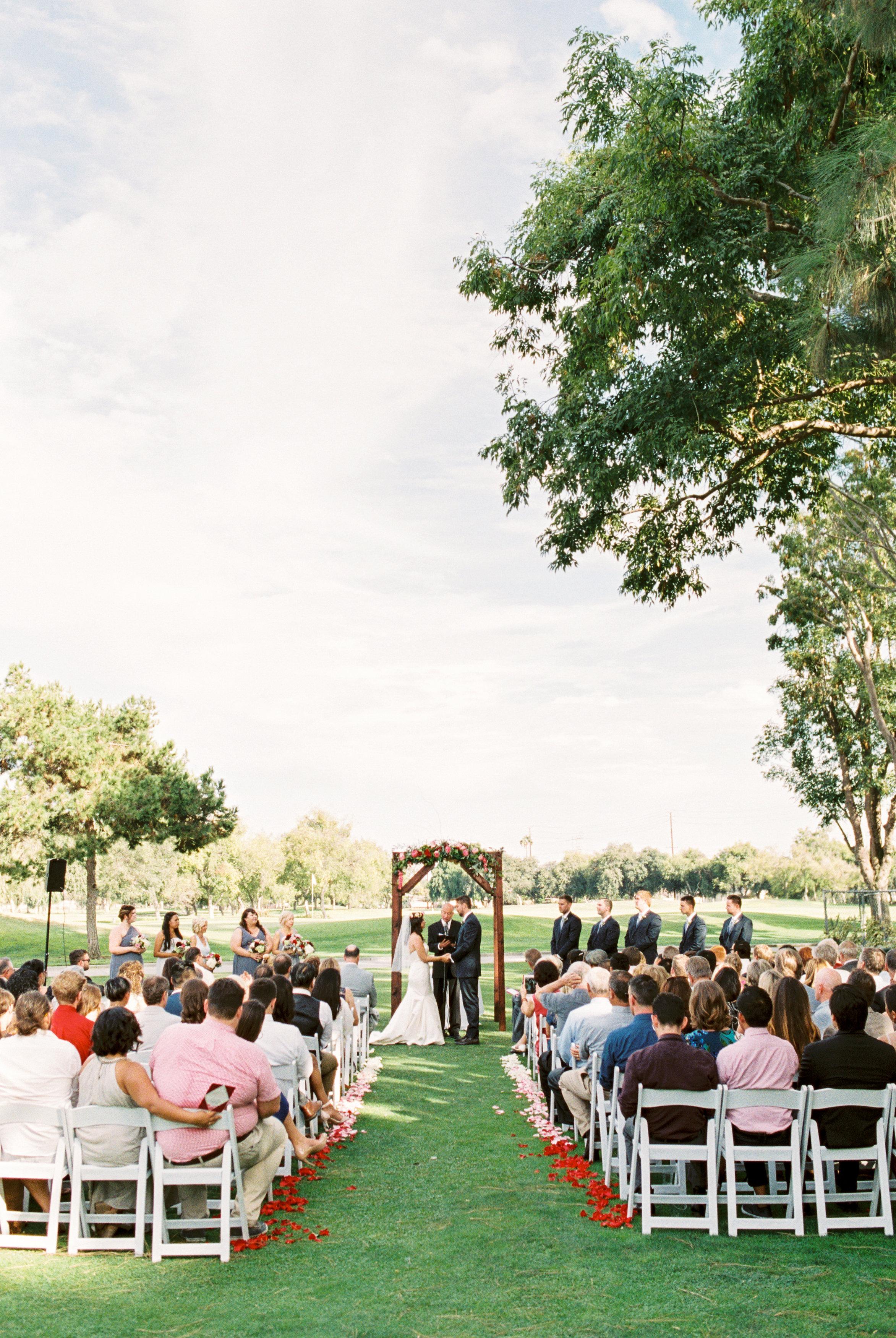 Southern California Outdoor Wedding Venues
