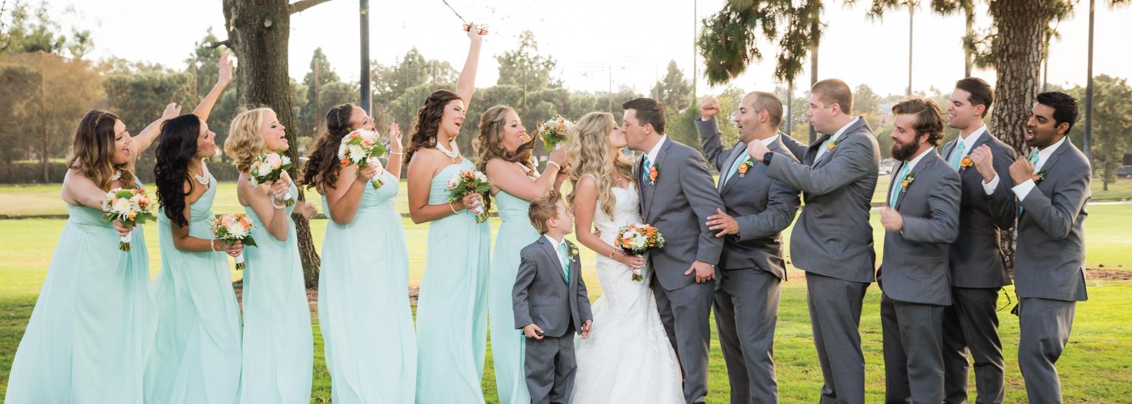 Outdoor Wedding Venue In Long Beach Rec Park 18