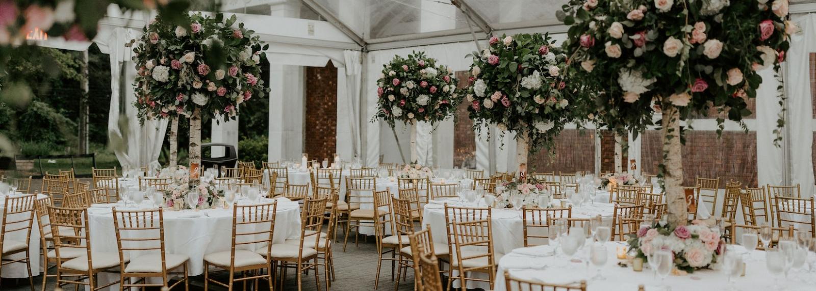 Bronx Wedding Venues At Pelham Bay Split Rock Cc Receptions