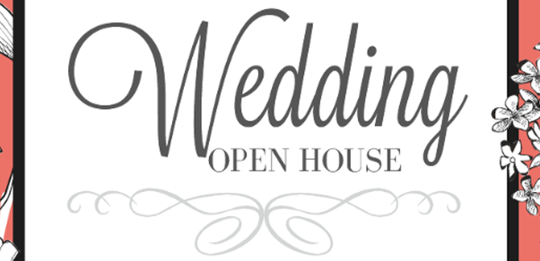 Wedding Open House At Mountain Meadows August 13