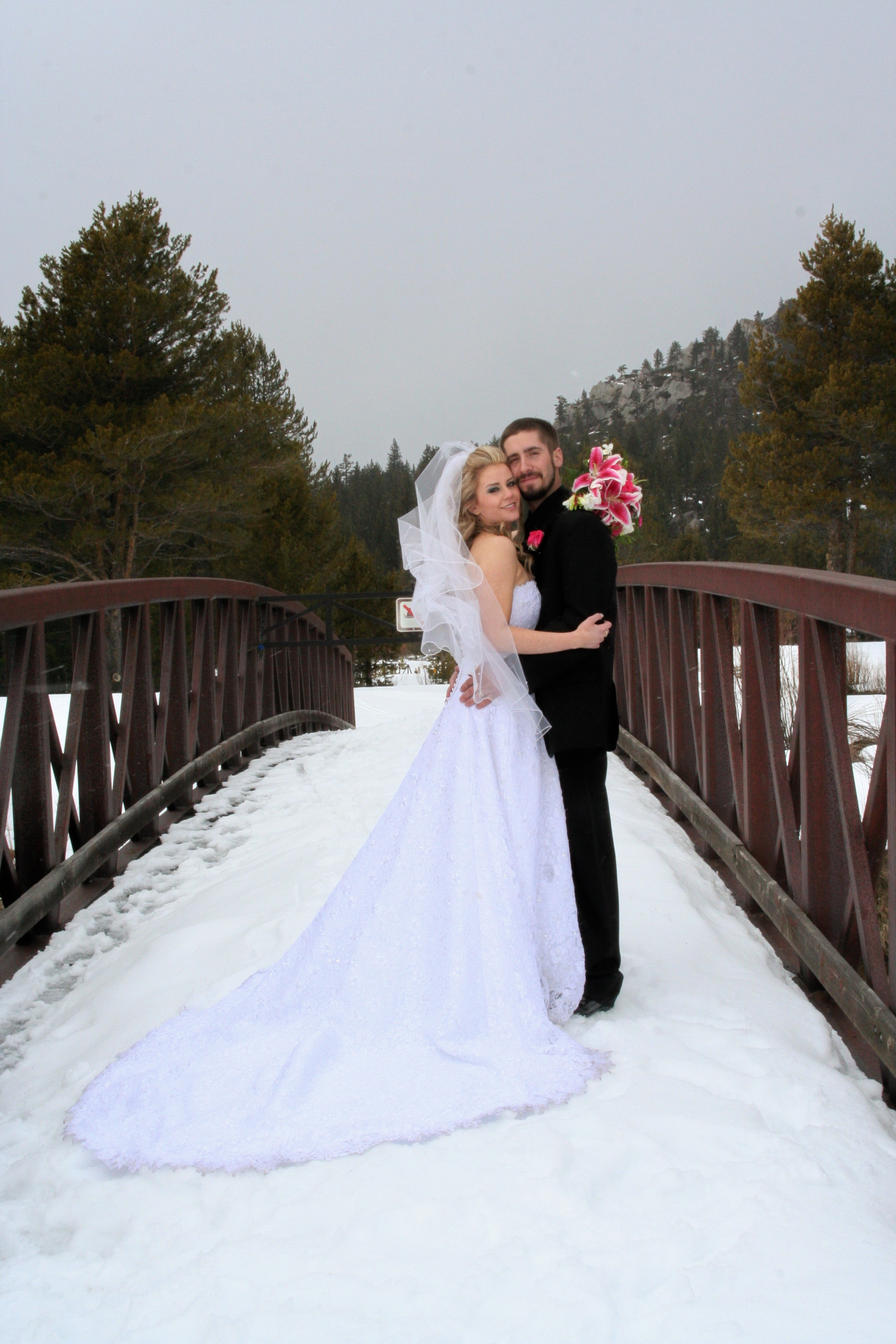 Lake Tahoe Wedding Venues At Lake Tahoe Golf Course